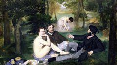 Какова история создания картины Эдуарда Мане «Завтрак на траве»