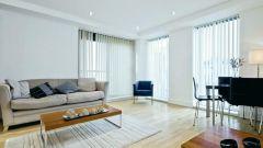 Пять способов сделать потолок визуально выше