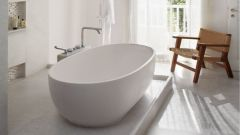 Отдельностоящие ванны: роскошь и эстетика в интерьере