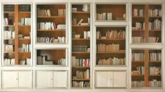 Основные принципы оборудования домашней библиотеки