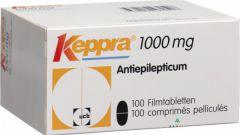 Кеппра: инструкция по применению, показания, цена