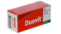 Дуовит: инструкция по применению, показания, цена