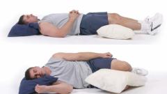 Как спать, если болит спина