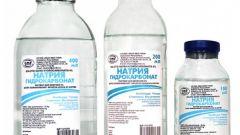 Натрия гидрокарбонат: инструкция по применению, показания, цена