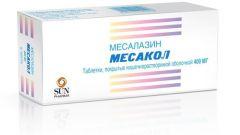 Месакол: инструкция по применению, показания, цена