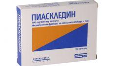 Пиаскледин 300: инструкция по применению, показания, цена