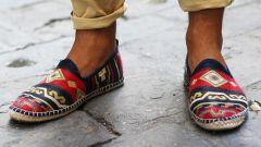 Эспадрильи мужские: с чем носить и как ухаживать