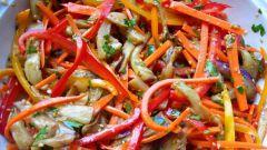 Баклажаны с морковью по-корейски: рецепты приготовления