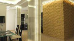 Как использовать колонны в интерьере квартиры