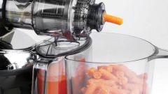 Как выбрать соковыжималку для твердых овощей и фруктов