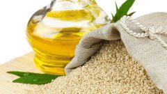 Кунжутное масло: польза и вред