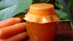 Как приготовить морковный джем