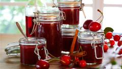 Как приготовить вишневое варенье с желирующим сахаром