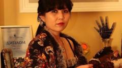Лилия Хегай: биография и личная жизнь