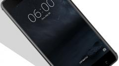 Nokia 6: обзор, характеристики, цена