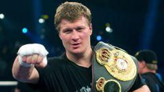 Александр Поветкин: биография и лучшие бои российского боксера