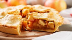 Американский яблочный пирог: рецепт классический