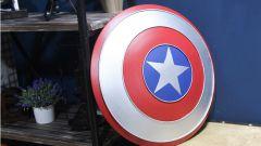 Как сделать щит Капитана Америки своими руками