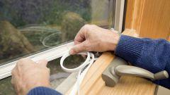 Как утеплить пластиковое окно на зиму своими руками