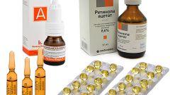 Ретинола ацетат: инструкция по применению, показания, цена