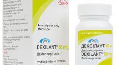 Дексилант: инструкция по применению, показания, цена
