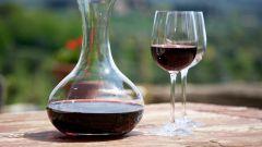 Домашняя маска для лица с красным вином