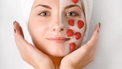 Как сделать летнюю маску для лица из ягод
