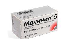 Манинил: инструкция по применению, цена, отзывы, аналоги