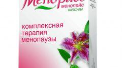 Менопейс: инструкция по применению, показания, цена