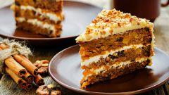 Как сделать идеальный морковный торт