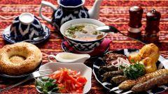 Рецепты узбекской национальной кухни