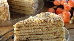Как сделать быстрый торт на сковороде