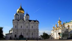 Архангельский собор Московского Кремля: описание, архитектура