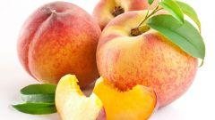 Персик: калорийность, влияние на здоровье и фигуру
