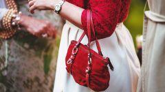 Красная сумка: с чем носить, интересные сочетания и рекомендации стилистов