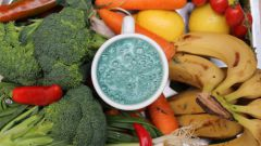 Рецепты овощных смузи