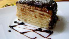 Как приготовить торт сметанник на сковороде