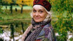 Ольга Антонова: личная жизнь актрисы