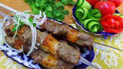 Как приготовить мягкий шашлык из говядины