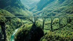 Мост Джурджевича в Черногории: описание, как добраться из Будвы?