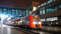 Названы лучшие поезда России