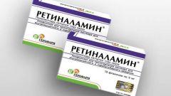 Ретиналамин: инструкция по применению, показания, цена