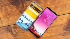 LG G6 vs Samsung Galaxy S8: сравнение двух безрамочных флагманов