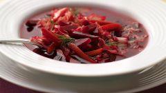 Горячий свекольник: пошаговый рецепт с фото для легкого приготовления