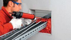 Монтажная противопожарная пена: особенности применения