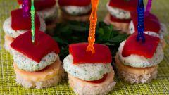 Канапе с сыром: пошаговый рецепт с фото для легкого приготовления