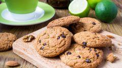 Овсяное печенье при диете: как приготовить