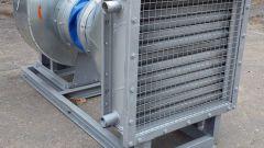 Отопительный агрегат: виды, технические характеристики