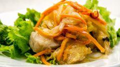 Хе из судака: пошаговый рецепт с фото для легкого приготовления