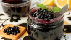 Лечебное варенье из бузины черной: как приготовить